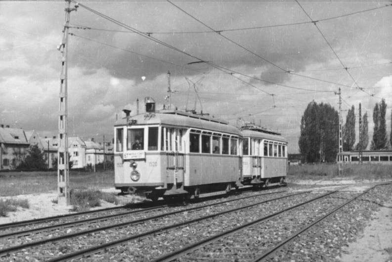 Archív kép: villamosok.hu