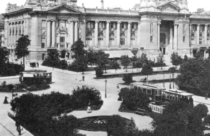Photo from villamosok.hu / the collection of Dr. Zoltán Ádám Németh